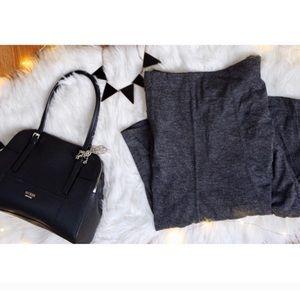 ANN TAYLOR gray skirt ✨